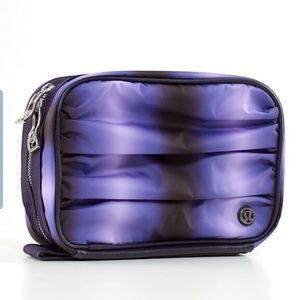 Lululemon Small gym cosmetic bag